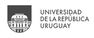 Logo Universidad de la republica